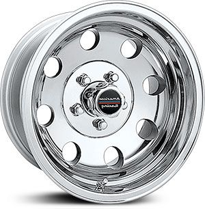 American Racing Baja AR172 16x10 8x6 5 Dodge RAM 2500 Chevy 2500 Ford