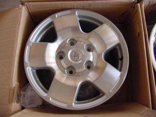 2011 Toyota Tundra Premium 18 Wheels Rims Factory