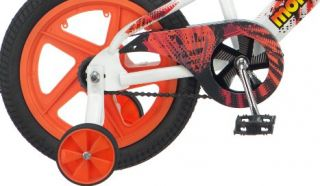 Showtime 16 Boys BMX Kids Bicycle/Bike w/ Training Wheels  R1678B