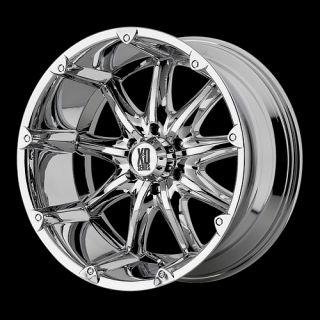 Series Badlands Rims Chevy Dodge 2500 3500 8 Lug Wheels 8x6 5