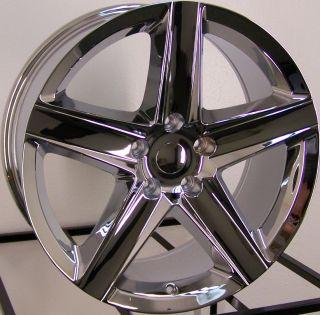 20x9 20x10 Chrome SRT8 Jeep Cherokee Wheels Rims 5x5