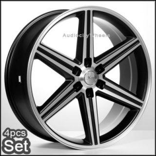 22 IROC Wheels Rims Wheel Rim Chevy 6LUG Escalade Nissan