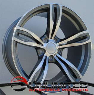 19 M5 Style Wheels Rims Fit BMW 525i 530i 535i 545i 550i M5 2004 2009