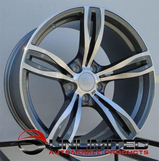 19 M5 Style Wheels Rims Fit BMW 525i 530i 535i 545i 550i M5 2004 2009