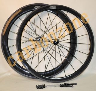 36 56mm 700c Full Carbon Road TT Bike Tubular Wheels Wheelsets