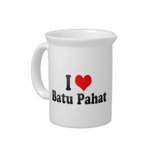 Love Batu Pahat, Malaysia Pitcher