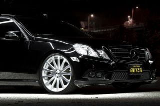 E320 E350 E500 E550 E55 MRR HR9 Concave Staggered Wheels Rims