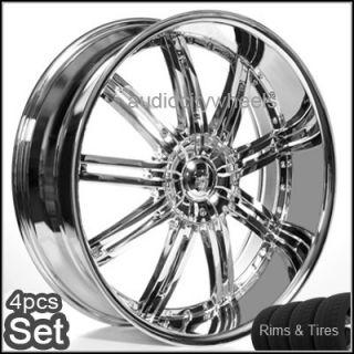 24x8 5WHEELS and Tires Rims Lexus Altima Impala Honda