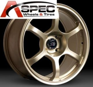 Rota Boost 16x7 4x100 ET40 67 1 Gold JDM Wheels Rims