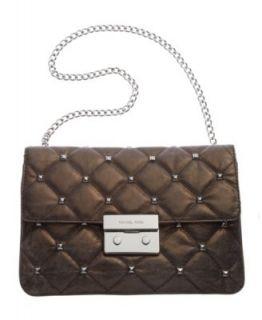 MICHAEL Michael Kors Handbag, Sloan Small Quilted Shoulder Flap