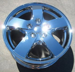 YOUR STOCK 4 NEW 16 FACTORY DODGE CARAVAN JOURNEY CHROME WHEELS RIMS