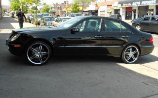 Viscera 770 20 Chrome Rims Wheels Mercedes S500 S550 CL500