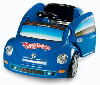 sporty and fun Hot Wheels Volkswagen Beetle Features cool Hot Wheels