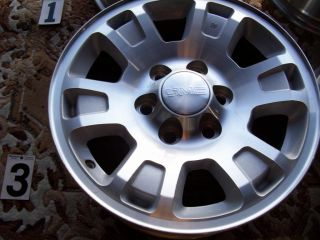 Chevy GMC 1500 Sierra 17 Wheels Rims Stock Factory Tahoe Suburban