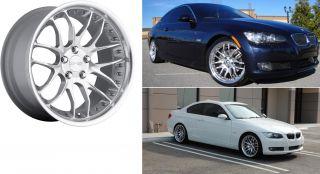 set of four 18 MRR GT7 wheels / Rims for BMW E90 E92 325 328 335 Z4