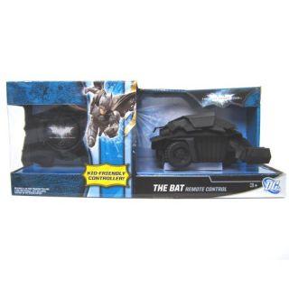 New Hot Wheels R C Batman The Dark Knight Rises Simple Function The