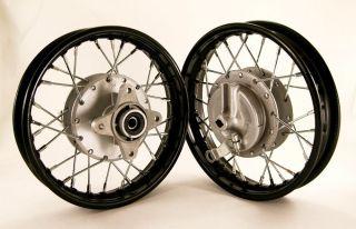 10 Front and Rear Rim Wheel Drum Brake Set XR50 CRF50 Stock Bike 12mm