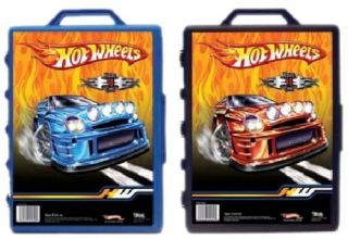 New 48 Car Carrying Storage Organizer Case for Hot Wheels Cars