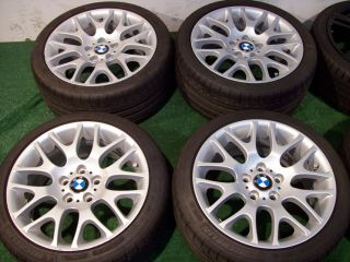 18 BMW Factory Wheels Tires 3 Series E46 E90 E92 325 328 330 335 BBs