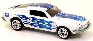 2006 Hot Wheels 67 Mustang Treasure Hunt