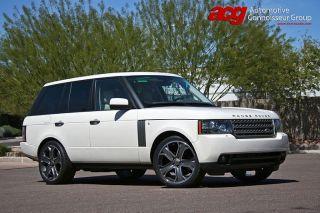 Range Rover Sport Wheels 22 Fort Eurosport Manchester