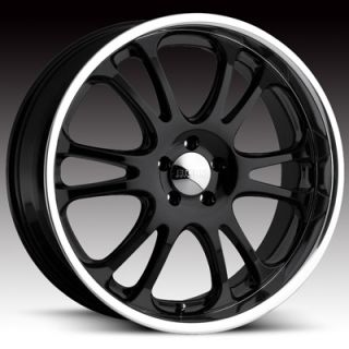 Dodge Magnum Chrysler 300C Charger 22 Wheels Rim Black
