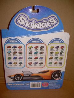 2012 Hot Wheels Motor Madness Squinkies 12 Pack Series 5 Cars Bubbles