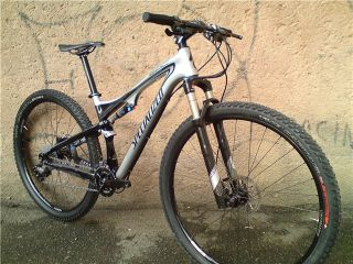 Specialized Epic Comp 29er Carbon Mountain Bike M Size