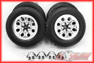 17 Chevy Silverado Tahoe GMC Sierra Wheels Tires 18