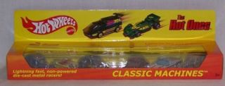 New Hot Wheels 6 Pack Classic Machines 40s Woodie 65 Mustang