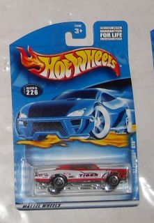 2000 Mattel Hot Wheels 226 67 Pontiac GTO Diecast
