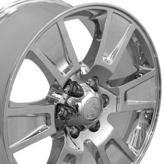20 Fits Ford® F 150 Style Chrome Wheel 20x8 5 Expedition