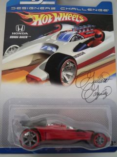 Hot Wheels Designers Challenge Concept Car Honda Racer