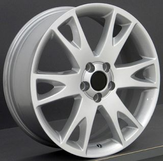 18 Silver XC90 Wheels Rims Fit Volvo 850 960 S60 S70 S80 V50 V70 Set