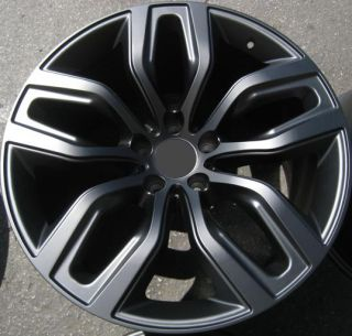 Wheels for BMW E53 E70 x5 x6 3 0 4 0 4 8 I Is x Drive Matte Black Rims