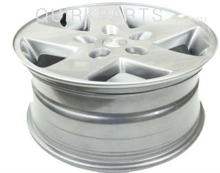 07 08 09 10 11 12 Jeep Wrangler 17 Wheels Set of 5 MOAB Cast Aluminum