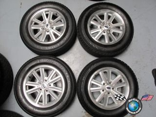 09 Ford Mustang Factory 16 Machined Face Wheels Tires Rims OEM 3792