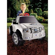 Fisher Price Ford F150 Battery Operated Ride on New
