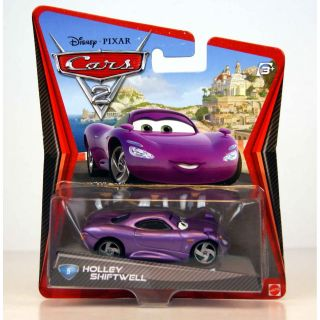 Disney Pixar Cars McQueen Holley Shiftwell Diecast Radiator Springs