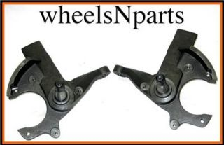 Lift Spindles Chevy S10 GMC S15 86 89 Level Kit 564