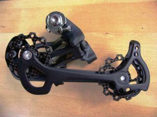 Carbon Pulleys Jockey Wheels for Shimano Tri Black