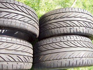 18 Original Factory BMW M3 Factory Wheels Hankook Tires 260 M260 E90