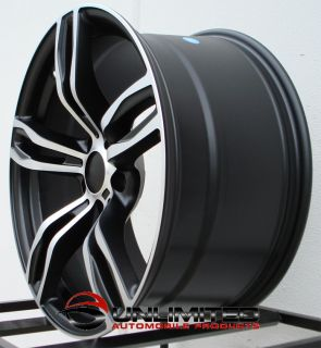 19 M5 Style Staggered Wheels Rims Fit BMW E85 E89 Z4 All Years