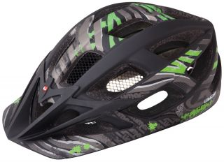 Limar Ultralight 104 MTB Helmet Matte Black GREEN Large / XL 56 61cm