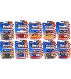 Hot Wheels Connect Cars Asst 999A 97 Case of 10 New