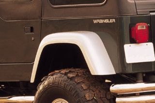 87 95 Jeep Wrangler Driver Side Fender Extension Truck SUV Body