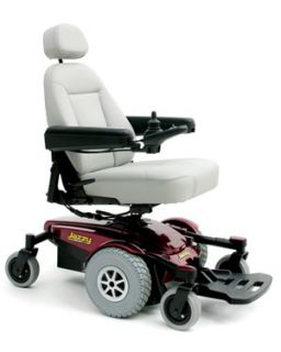 Pride Jazzy Select 6 Electric Wheelchair Call us at 1 800 659 6498