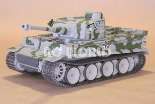 RC 1 16 Tank Tamiya Tiger 1 One Full Option RTR