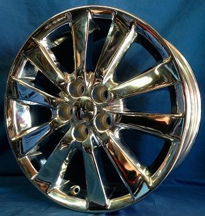 16 Toyota Corolla 2011 Chrome OE Wheels 4 Rims