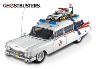 New Hot Wheels Elite Cult Classics 118 Die Cast Vehicle Ghostbusters